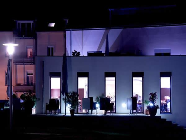 Архитектурное и уличное освещение